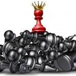 SEO състезание между малки и големи фирми