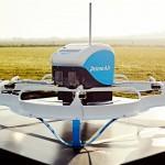 Amazon доставка с дрон