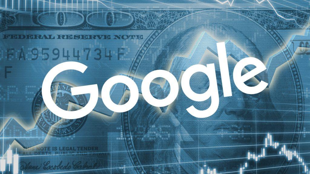 google печалба