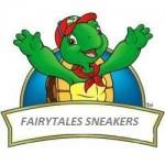 Проект за бранд Fairytale Sneakers 2