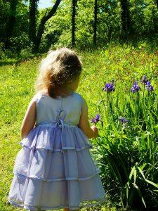 Детски рокли 3 - летни