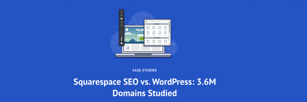 Squarespace SEO срещу WordPress SEO - Optimystica - 1