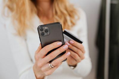 Оптимизация на сайт за мобилни устройства 4 -  пазаруване