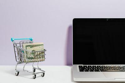 Продажби онлайн 31 - количка