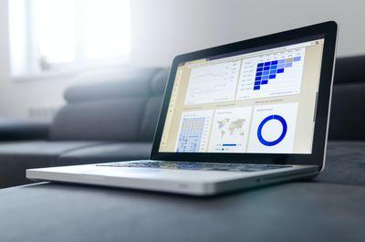 Онлайн маркетинг 23 - графики