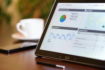 Онлайн маркетинг 32 - анализ