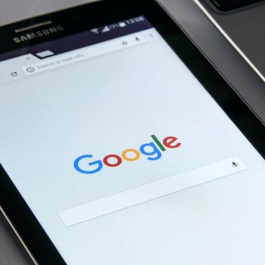 Реклама в Google цена 3 - таблет